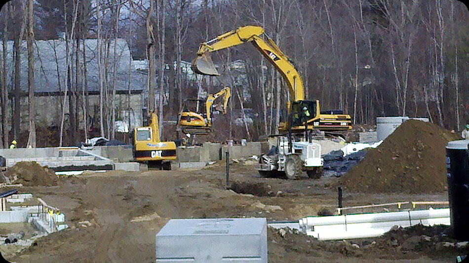 Herb Chambers Jeep >> Excavating & Utility Contractor in Massachusetts ...