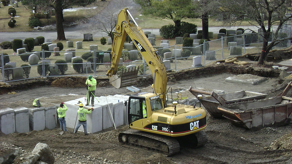 Excavating Amp Utility Contractor In Massachusetts Excavation Services Ww Contracting Corp